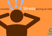 How to handle stress during an Interview