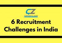 6RecruitmentchallengesinIndia