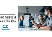 Reasons to Hire HR in small business
